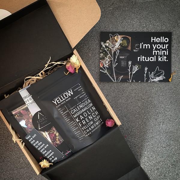 koko body mini ritual kit
