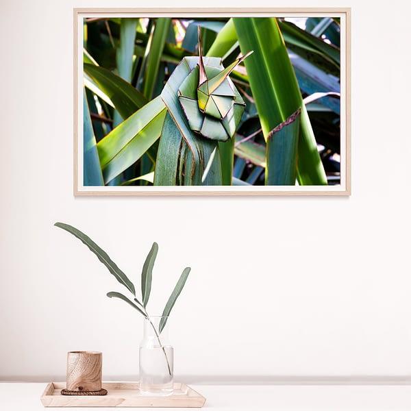 Flax Weave Art Prints NZ