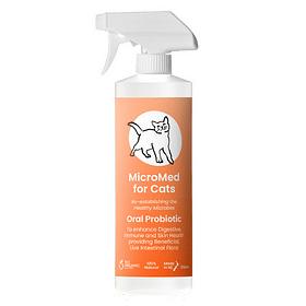 MicroMed for Dogs Sprayon Probiotic