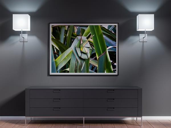 Flax Weave NZ Wall Art