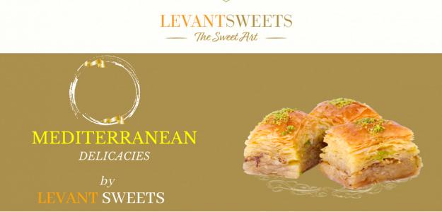 Levant Sweets
