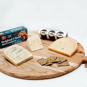 Best of New Zealand Artisan Cheese Box - Mini