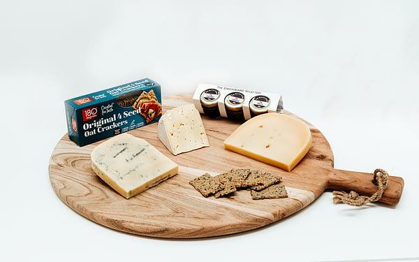 Best of New Zealand Artisan Cheese Box - Mini