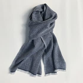 Cashmere Men's Scarf for stylish men.