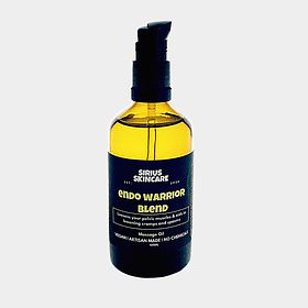 endometriosis massage oil