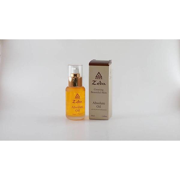 Zeba Absolute Oil 50 ml Pump