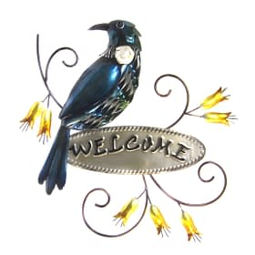 Tui Metal Hanging Welcome Sign