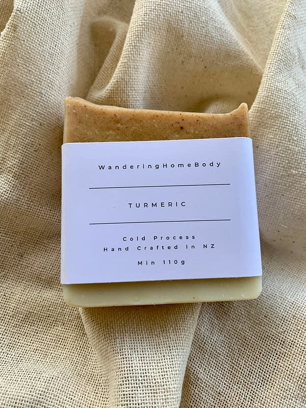 Natural Turmeric Soap Bar