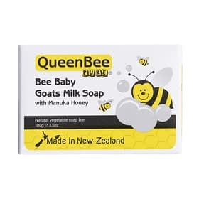 Bee Baby Goats Milk Soap