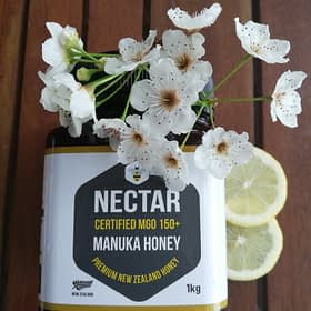 MGO 150+ Certified Manuka Honey