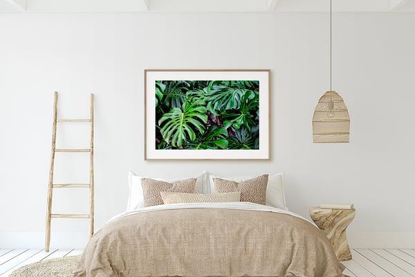 Monstera Botanical Wall Art